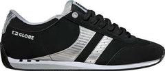 Globe Pulse Plus - Black/Silver - Mens Skate Shoes