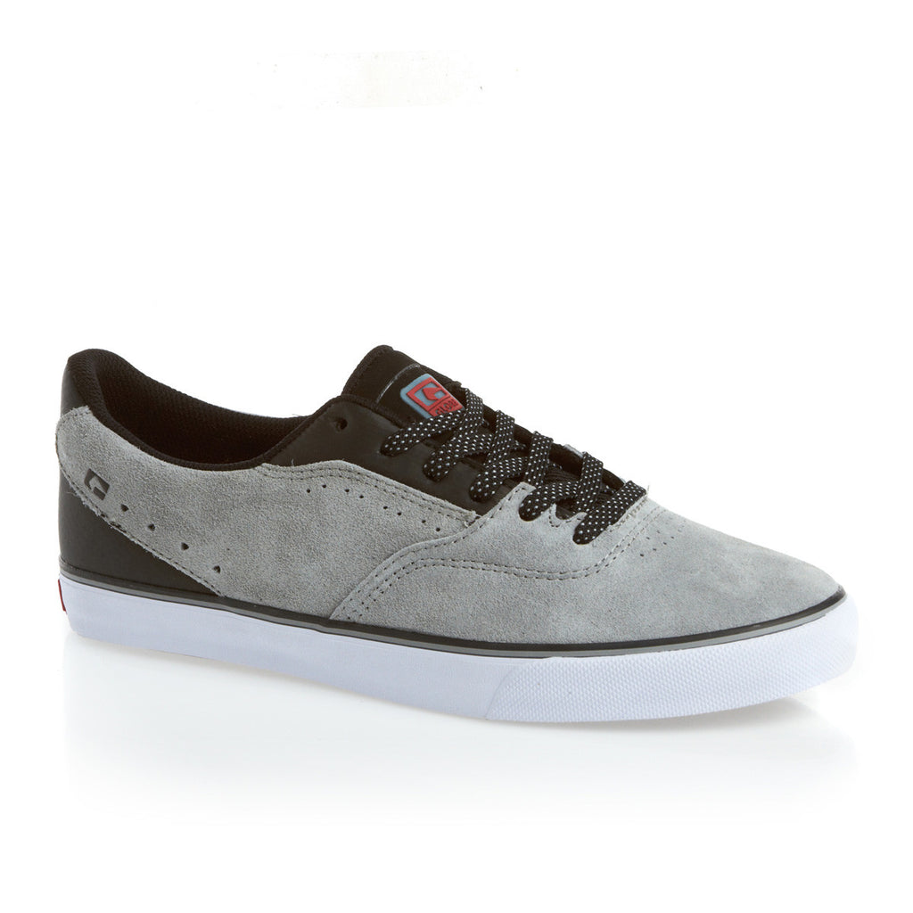 Globe Sabbath - Mid Grey/Black - Men's Skateboard Shoes