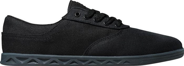 Globe Lyte - Black/Vintage Black - Skateboard Shoes