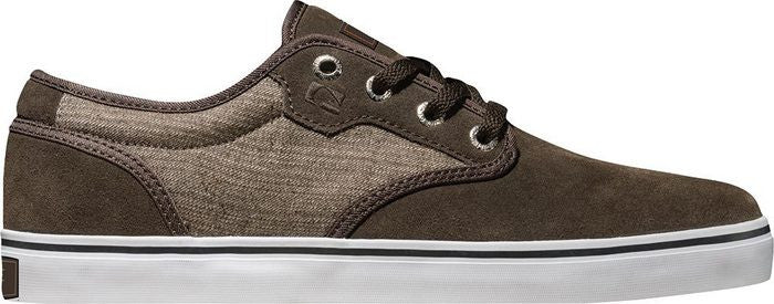 Globe Motley - Brown Denim - Skateboarding Shoes