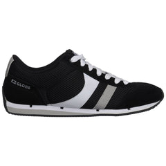Globe Pulse Lite - Black/Grey/White - Skateboard Shoes