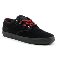 Globe Motley - Black/Night/Red- Skateboarding Shoes