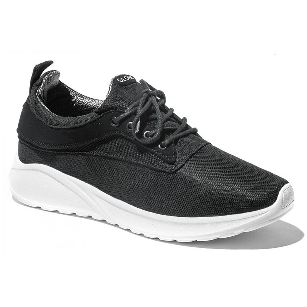Globe Roam Lyte - Black/White - Skateboard Shoes