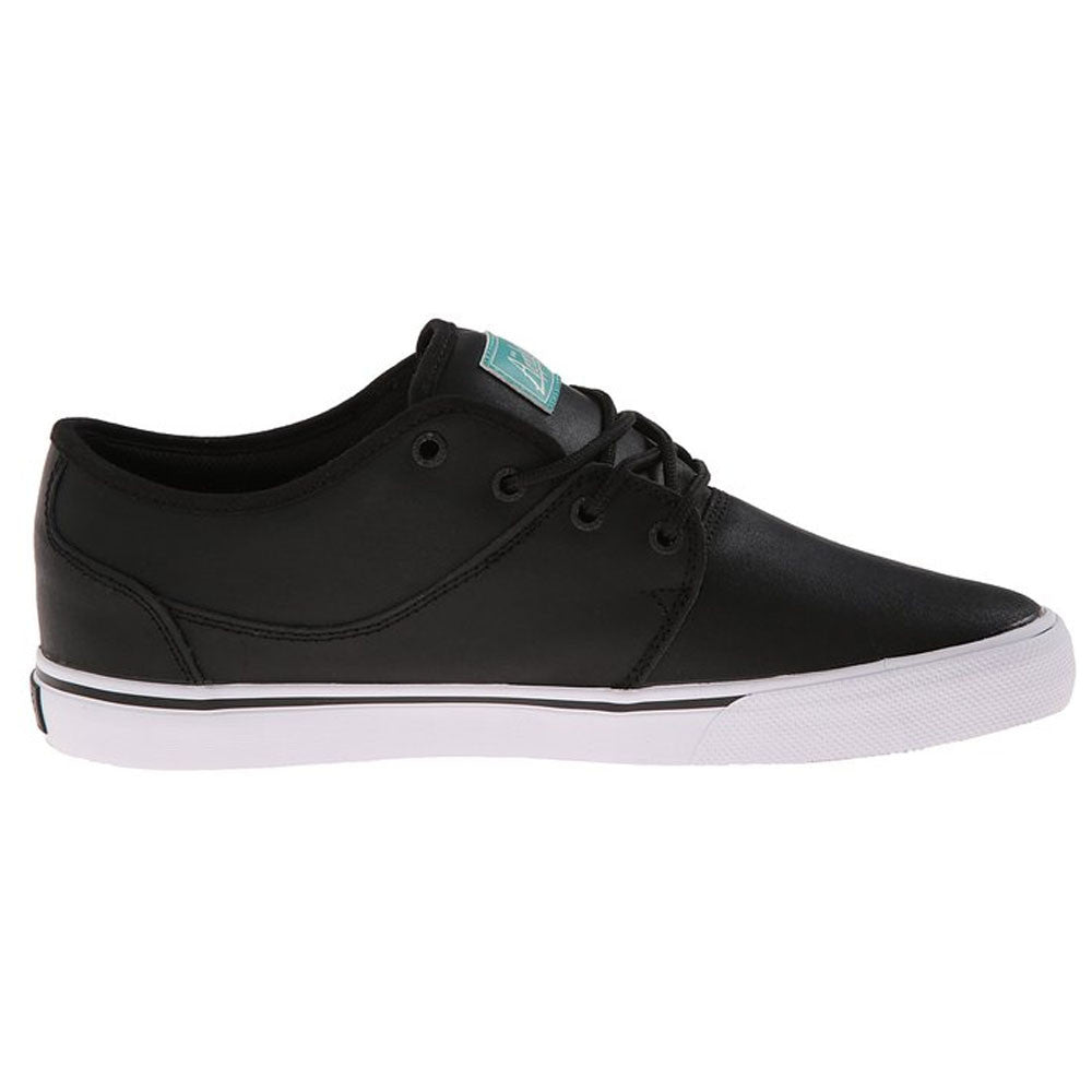 Globe Mahalo - Distressed Black - Skateboard Shoes
