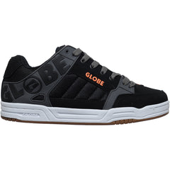 Globe Tilt - Black/Charcoal/Orange - Skateboard Shoes