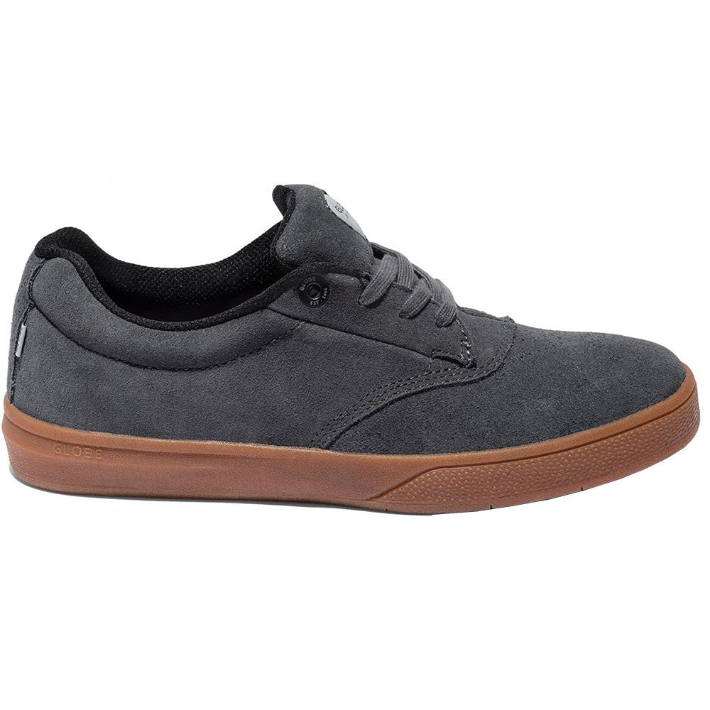 Globe The Eagle - Charcoal/Gum - Skateboard Shoes