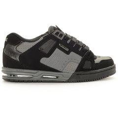 Globe Sabre - Black/Gunmetal Grey - Skateboard Shoes