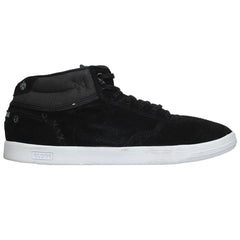Globe Odin Mid - Black/White - Men's Skateboard Shoes