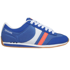 Globe Pulse - Oxide Blue/Infrared - Men's Skateboard Shoes
