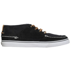 Globe The Bender - Black/White/Tan - Men's Skateboard Shoes