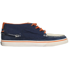 Globe The Bender - Navy/Antique/Burnt Orange - Men's Skateboard Shoes