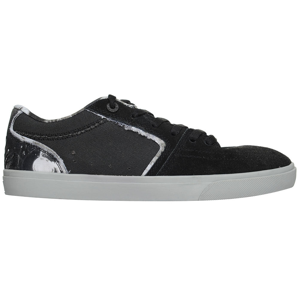 Globe The Eaze - Black/Dye - Men's Skateboard Shoes