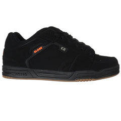 Globe Scribe - Black/Black/Orange - Skateboard Shoes