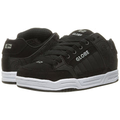 Globe Tilt - Black/Black/White - Men's Skateboard Shoes