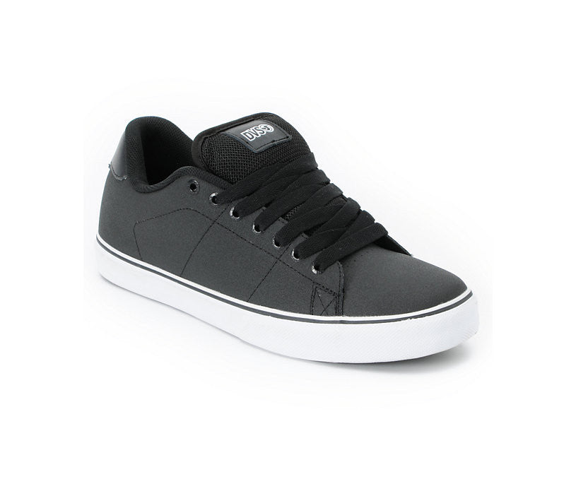 DVS Gavin CT Dirt Series - Black High Abrasion Leather 013 - Skateboard Shoes