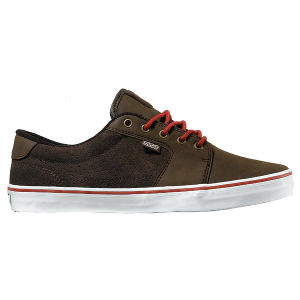DVS Convict - Brown Suede 200 - Skateboard Shoes
