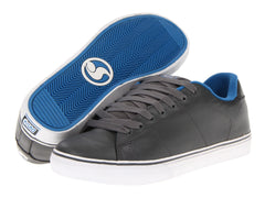 DVS Gavin CT - Grey/Blue Canvas 021 - Skateboard Shoes