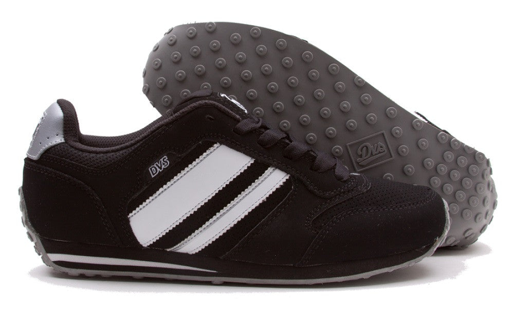 DVS Premier - Black Nubuck 003 - Skateboard Shoes