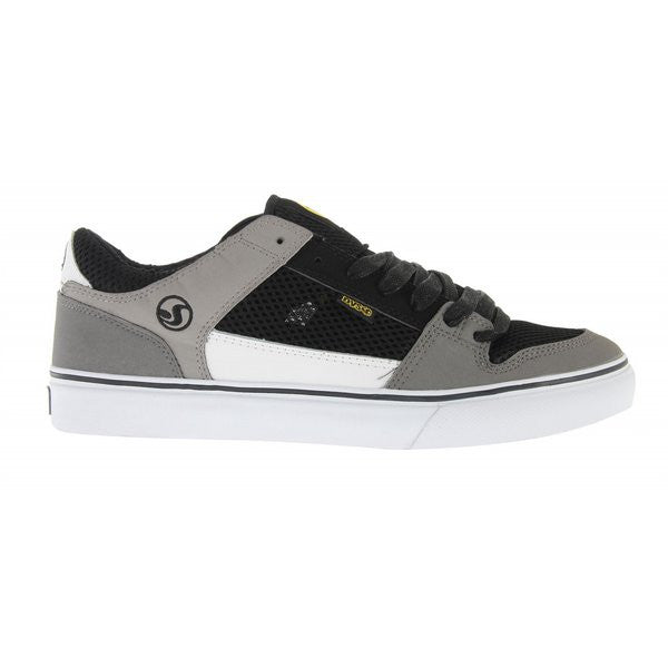 DVS Munitions CT Sandbar Series - Black/Grey Nubuck - Skateboard Shoes