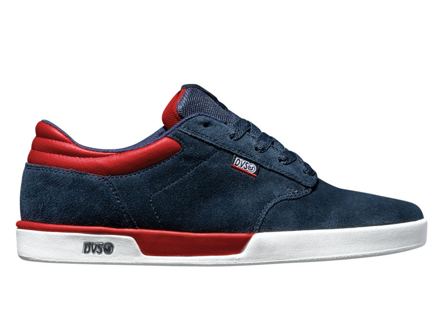 DVS Vapor  - Blue Suede 400 - Skateboard Shoes