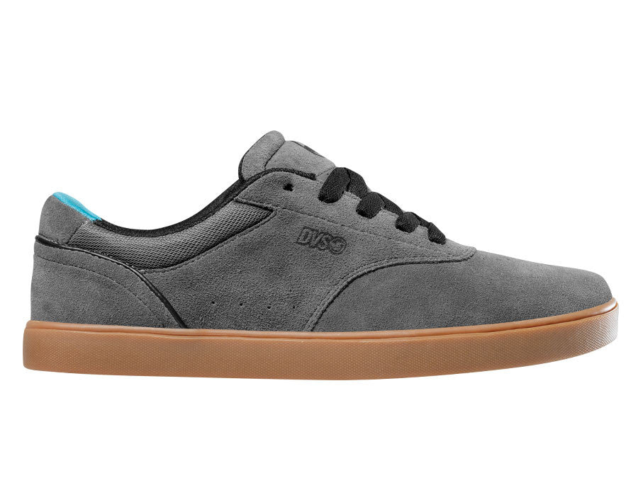 DVS Lucid - Grey Suede 020 - Skateboard Shoes