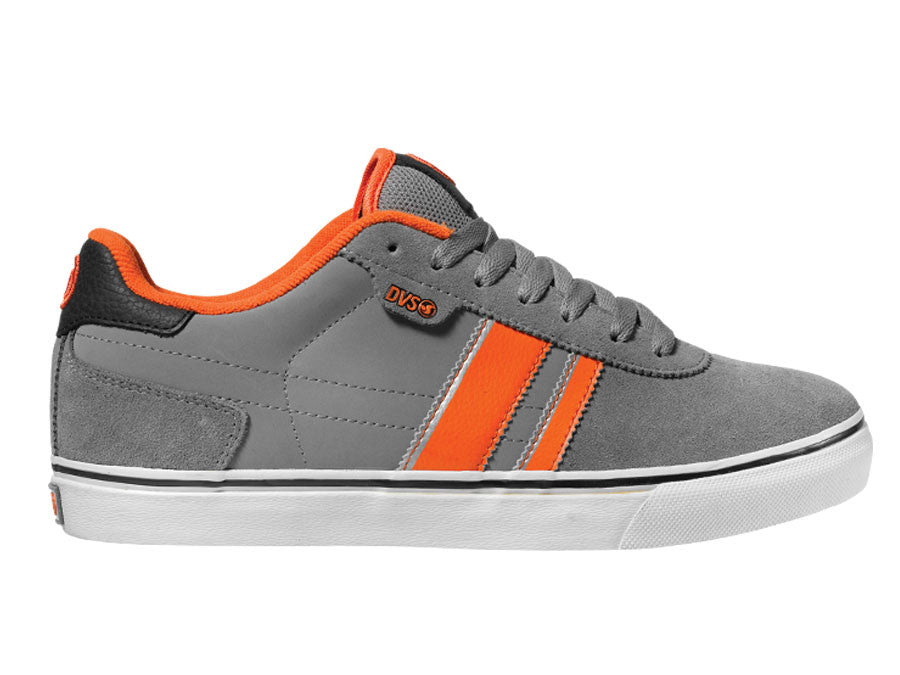 DVS Milan 2 CT - Grey Suede 022 - Skateboard Shoes