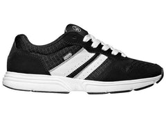DVS Premier HL - Black Mesh Leather 001 - Skateboard Shoes
