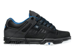 DVS Enduro Heir - Black Leather 061 - Skateboard Shoes