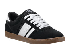 DVS Fulham - Black Suede 003 - Skateboard Shoes