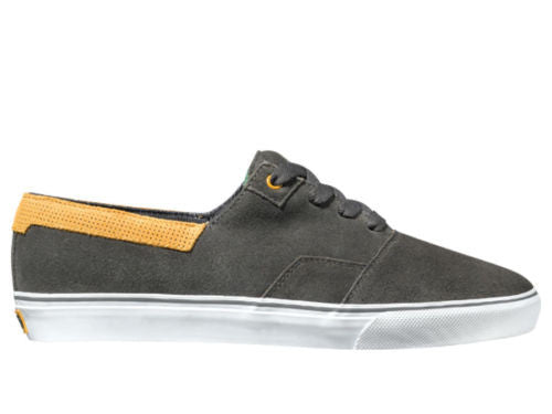 DVS Torey 2 - Grey Suede Grizzly 022 - Skateboard Shoes