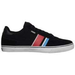 DVS Milan 2 CT - Black Suede 011 - Skateboard Shoes