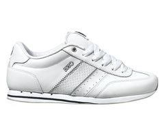 DVS Valiant - White Leather 102 - Skateboard Shoes