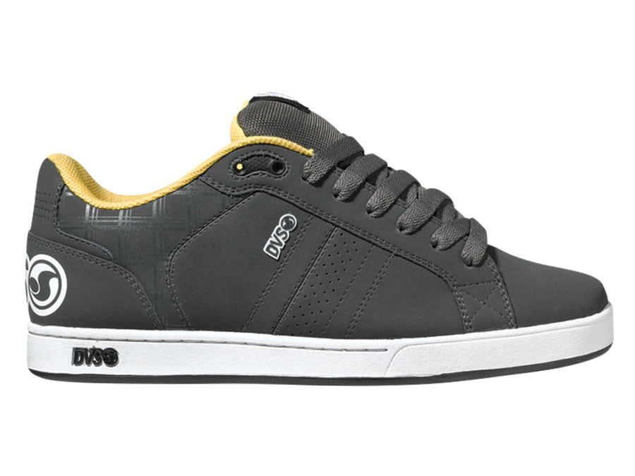 DVS Charge - Grey Nubuck 022 - Skateboard Shoes