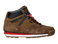 DVS Contax Hi - Brown Suede 200 - Skateboard Shoes