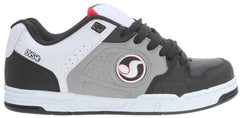 DVS Havoc - Black/Grey Leather 007 - Skateboard Shoes