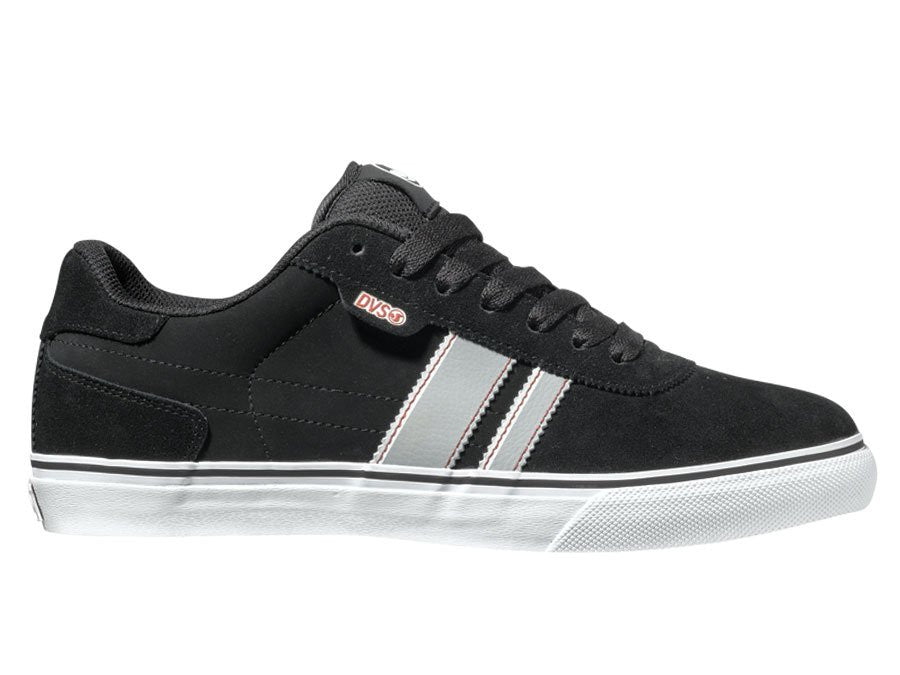 DVS Milan 2 CT - Black Suede 013 - Skateboard Shoes