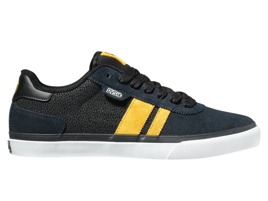 DVS Milan 2 CT - Navy/Black Suede 410 - Skateboard Shoes