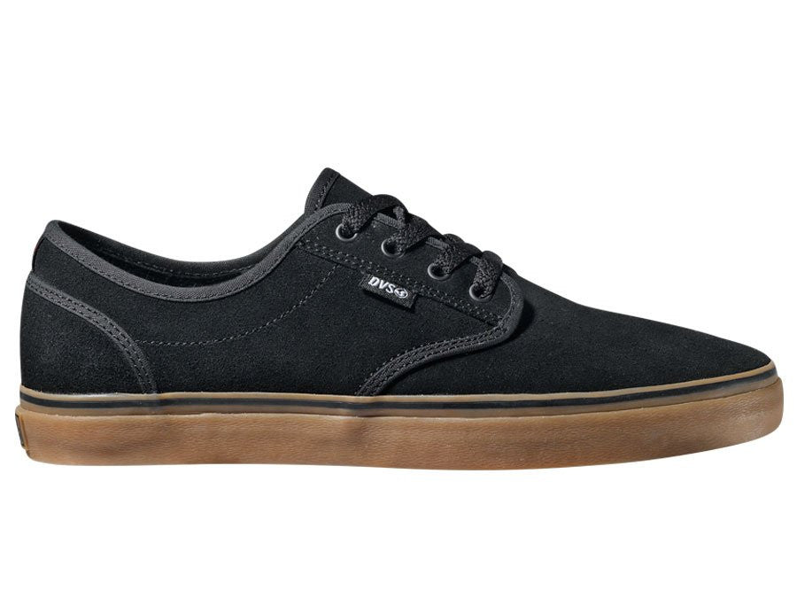 DVS Rico CT - Black/Gum Suede 963 - Skateboard Shoes