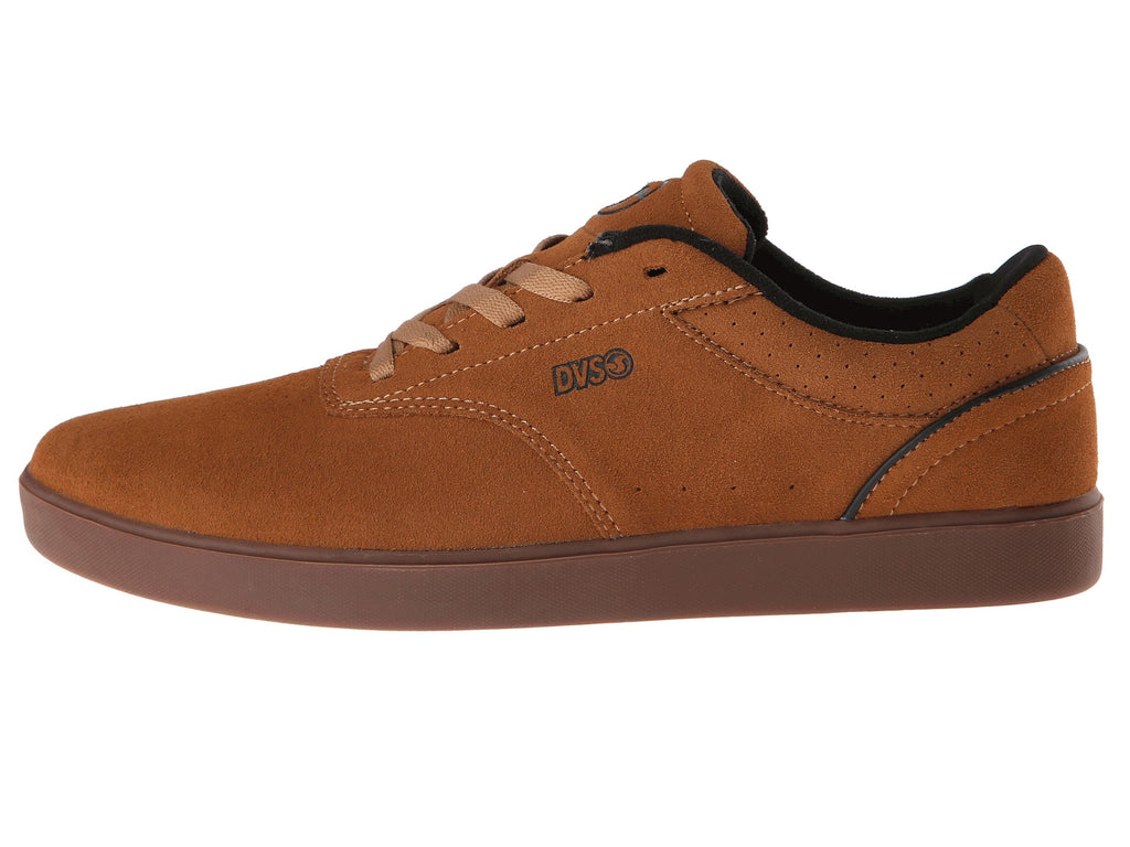DVS Lucid - Brown Suede 200 - Skateboard Shoes