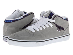 DVS Torey - Grey Suede 026 - Skateboard Shoes