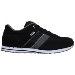 DVS Valiant - Black Suede 004 - Skateboard Shoes