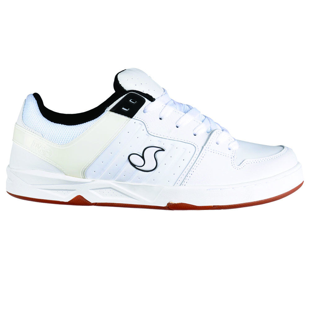 DVS Argon - White/Black 100 - Skateboard Shoes