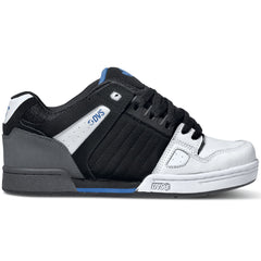 DVS Celsius - White/Black 100 - Skateboard Shoes