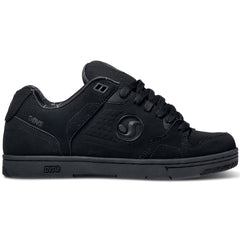 DVS Discord - Black Nubuck 003 - Skateboard Shoes