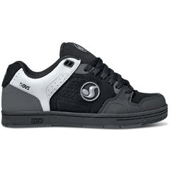 DVS Discord - Black/Grey Gunny 004 - Skateboard Shoes