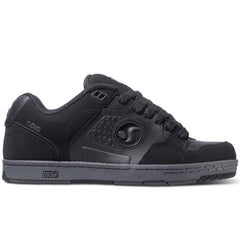 DVS Discord - Black/Grey Trubuck 007 - Skateboard Shoes