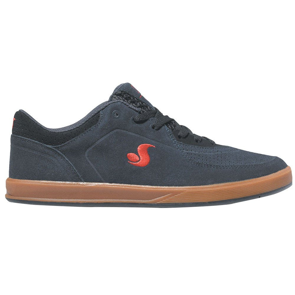 DVS Endeavor - Navy/Gum Suede 401 - Skateboard Shoes