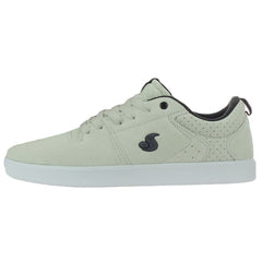 DVS Nica - Silver Suede 040 - Skateboard Shoes
