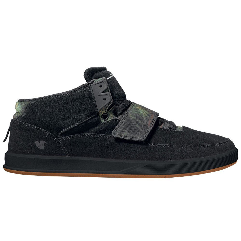 DVS Torey 3 - Black Suede 005 - Skateboard Shoes