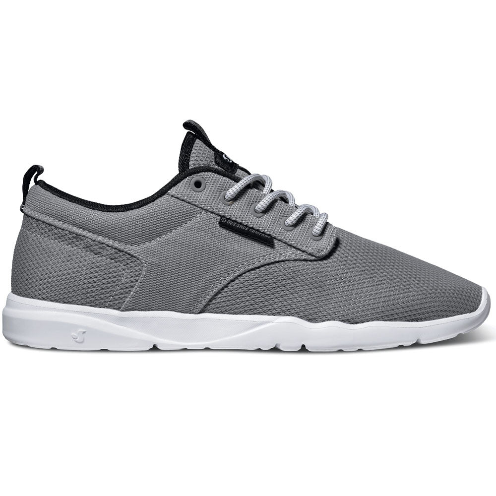 DVS Premier 2.0 - Grey/Black Mesh 020 - Skateboard Shoes